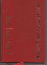 Buch-Readers Digest-Auswahlbücher-Der Pferdeflüsterer,Beben in Beton,Hand an der