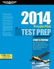 Private Pilot Test Prep 2014 Book and Tutorial Software Bundle by A. S. A....