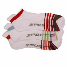 3 x Ladies / Women Cushion Heal Trainer Cushion Sole Sport Socks