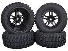 SET 109mm RC 1:10 Traxxas Slash 4x4 Short Course Rally Truck Car Tyres Tires