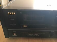 TOP!! AKAI Reference Master GX-95 * 3 Head Cassette Deck * High End Stereo GX 95