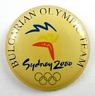 SYDNEY 2000 OLYMPICS BULGARIA NOC OLYMPIC TEAM PIN BADGE