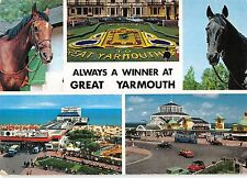 B100138 allways a winner at great yarmouth horse bus car voiture    uk