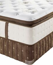 Stearns & Foster Signature Pensacola Luxury Firm Euro PillowTop Queen Mattress