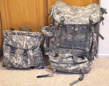 LOT OF 2 BLACKHAWK DIGITAL CAMO CAMOUFLAGE BACKPACK + RUCKSACK BAG MILITARY