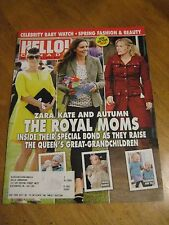 """RARE! CANADA HELLO Magazine 2014 Anne Hathaway """"THE ROYAL MOMS"""" Kate Middleton"""