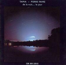 De la nuit... le jour by Pierre Favre (CD, May-1988, ECM)