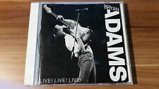 Bryan Adams - Live! Live! Live! (1988) (A&M Records-397 094-2)