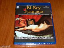 EL REY PASMADO - Imanol Uribe - Bluray disc - Precintada