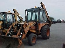 Case 580B Digger Backhoe Loader Workshop Manual