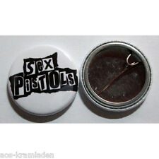 Sex Pistols - Button 25mm - Punk Rock Kult