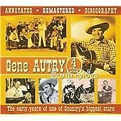 Early Sides, Gene Autry, Very Good Original recording remastered, B