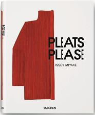 ISSEY MIYAKE Pleats Please Contemporary Fashion Textile Fabric Clothing Design
