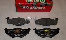 Brembo hp front brake disc pads - Volkswagen Polo - 078301.54