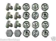 20 Beyblade Metal Fusion Fight Masters Metal Rapidity Bolts & Tips Parts USA