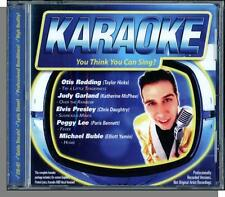 Karaoke CD+G - You Think You Can Sing? - New CD! Suspicious Minds, Fever, Home