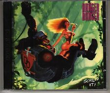 DANGER DANGER: SCREW IT / DOWN AND DIRTY LIVE 2 CD SET IMPORT OUT OF PRINT