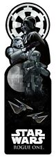 STAR WARS - ROGUE ONE EMPIRE BOOKMARK - BRAND NEW - GIFT READING MOVIE 8575