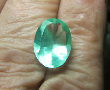 6.89 ct Natural Colombian Emerald Certified
