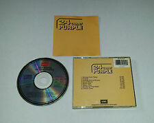 CD  Deep Purple - 24 Carat Purple  8.Tracks  1975  03/16