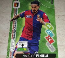 CARD ADRENALYN 2014/15  CALCIATORI PANINI GENOA PINILLA CALCIO FOOTBALL