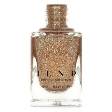 ILNP Clockwork - Metallic Bronze Holographic Nail Polish