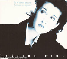 CELINE DION - Tu M'aimes Encore (To Love Me Again) (UK 4 Tk CD Single Pt 1)