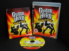 PlayStation 3 Guitar Hero World Tour - Game Only (PS3) - 1st Class Delivery