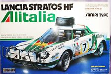 VINTAGE DOYUSHA 1/12 LANCIA STRATOS HF ALITALIA Big Scale Model Kit #D.B.S-12