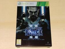 Star Wars The Force Unleashed II Xbox 360 Limited Collector's Edition UK PAL