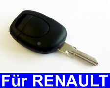 Voiture Boîtier Clé Vierge pour RENAULT Megane Scenic Clio Kangoo Laguna