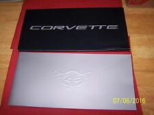 2000 Chevrolet Corvette 40 page brochure!