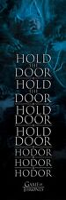 GAME OF THRONES-HODOR 12X36 POSTER TV SHOW FANTASY DRAMA COOL WALL ART DECOR!!!!