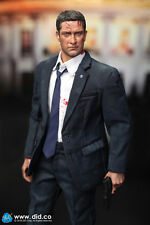 DiD U.S. Secret Service Special Agent - Mark Actionfigur LIMITED EDITION 1:6 NEU