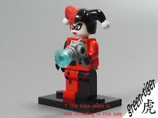 B394 Harley Quinn minifigure Batman Dynamic Duo Funhouse escape lego custom