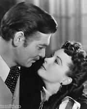 Clark Gable with Vivien Leigh 8x10 Photo 088