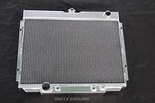 3 Rows 1967-1970 FORD MUSTANG/Ranchero BIG BLOCK V8 ALUMINUM RADIATOR CU379