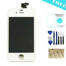 "For iPhone 4 LCD Display Touch Screen Digitizer Assembly Parts 3.5"" + Tools"