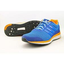 Adidas Bounce Men US 10 Blue Running Shoe Pre Owned  1652