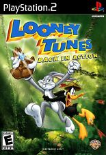 Looney Tunes: Back in Action - Playstation 2 Game Complete