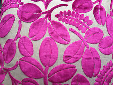 DESIGNERS GUILD FABRIC CALAGGIO COLOUR CASSIS