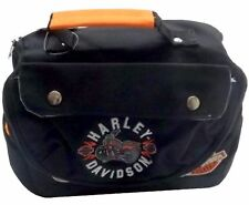 "Harley Davidson Kids Insulated Lunch Tote Box or Ladies Misc. Tote 9""x8""x4"""