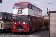 Midland Red / Wessex / Black & White PD3 Morecambe Aug 1984 Trainer Bus Photo