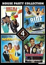House Party Collection, Good DVD, Wayans, Marlon, McCullough, Suli, Wayans, Shaw