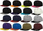 FLEXFIT ORIGINAL BASEBALL Cap SNAPBACK New Full Cap 2-Tone Era Blank Hat