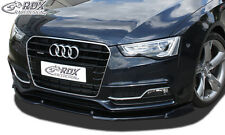Frontspoiler VARIO-X AUDI A5 2011+ / S5 (Coupe + Cabrio + Sportback S-Line- bzw.