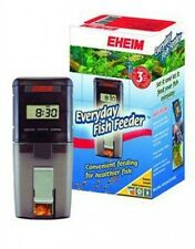 EHEIM Everyday Fish Feeder Programmable Automatic Food Dispenser, New