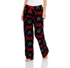 NWT Darth Vader Star Wars Non Footed Pajama Pants Lounge Sleepwear S LAST ONE