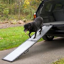 Gen7Pets Feather-Lite Ramp for Pets holds up to 250 lbs. Model G7072FL