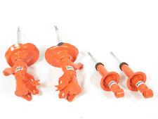 KONI STR.T (Orange) Shocks Struts Front & Rear Kit 03-05 Honda Civic Coupe Sedan